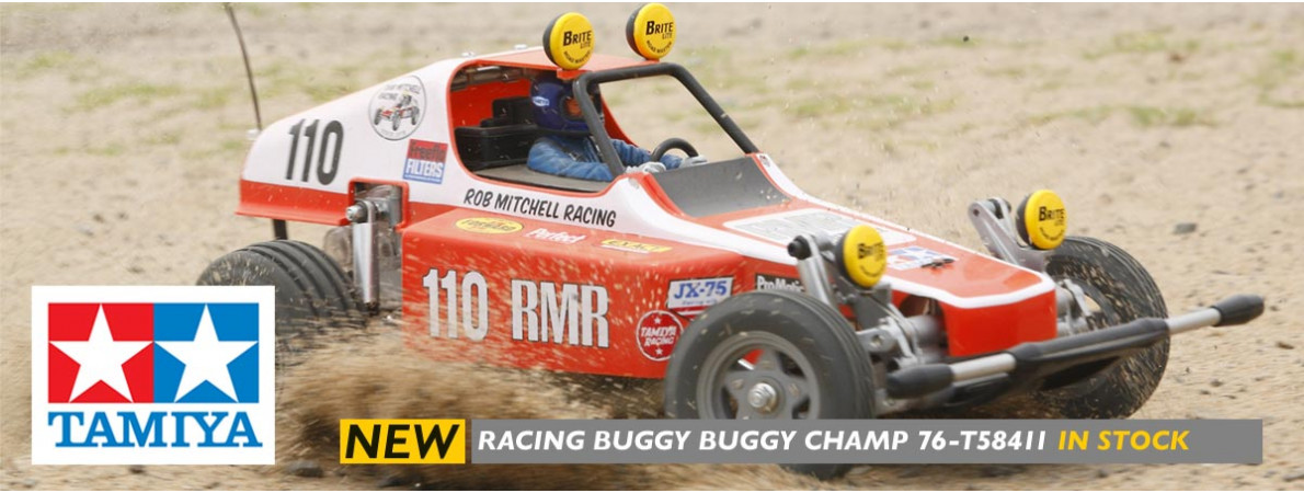 Tamiya Buggy Champ