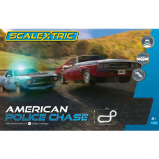 SCALEX AMERICAN POLICE CHASE