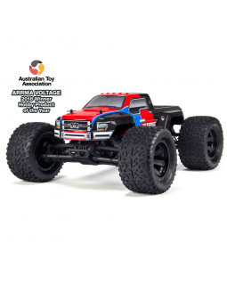 ARRMA GRANITE VOLTAGE RED/BLACK