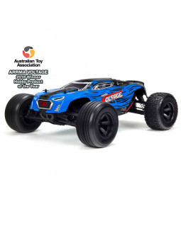 ARRMA FAZON VOLTAGE BLUE/BLACK
