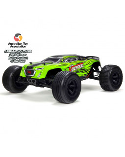 ARRMA FAZON VOLTAGE GREEN/BLACK