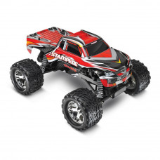 T/XAS STAMPEDE RTR W/XL-5 ESC - RED