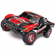 T/XAS SLASH BRUSHED 2WD SHORT COURSE - RED