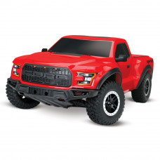 T/XAS FORD F-150 RAPTOR - RED