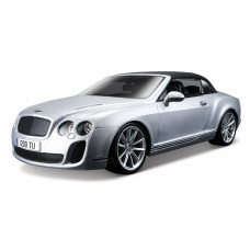 BBURAGO BENTLEY CONTINENTAL SUPERSPORTS CONVERTIBLE