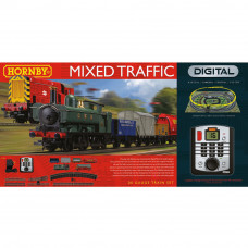 HORNBY DCC MIXED FREIGHT