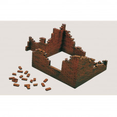 ITALERI BRICK WALLS 1:35