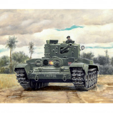 ITALERI CROMWELL MK. IV  (GLUE, PAINTS AND BRUSH NOT INCLUDED) 1:56
