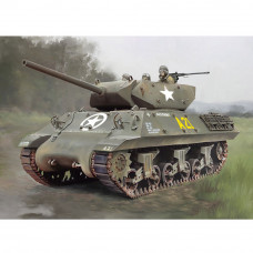ITALERI M10 TANK DESTROYER  (GLUE, PAINTS AND BRUSH NOT INCLUDED) 1:56