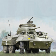 ITALERI M8 / M20  (GLUE, PAINTS AND BRUSH NOT INCLUDED) 1:56