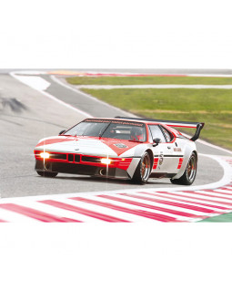 ITALERI BMW M1 PROCAR SUPER DECALS 1:24