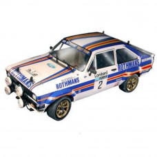 ITALERI FORD ESCORT RS1800 MK.II LOMBARD RAC RALLY 1:24