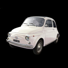 ITALERI FIAT 500F (1968 VERSION)1:12
