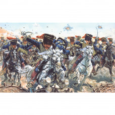 ITALERI BRITISH HUSSARS (CRIMEAN WAR) 1:72