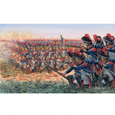 ITALERI NAPOLEONIC WARS: FRENCH GRENADIERS 1:72