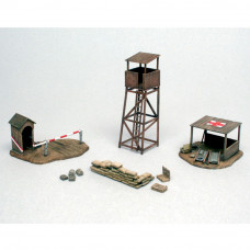 ITALERI BATTLEFIELD BUILDINGS 1:72