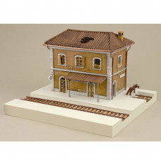 ITALERI RAIL STATION 1:72