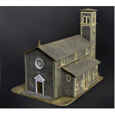 ITALERI CHURCH 1:72