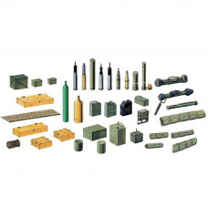 ITALERI MODERN BATTLE ACCESSORIES 1:35