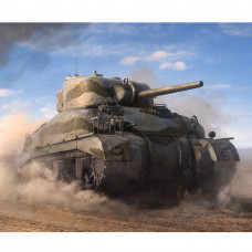 ITALERI M4 SHERMAN - MODEL SETS WITH ACCESSORIES