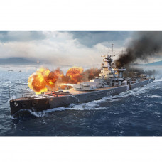 ITALERI ADMIRAL GRAF SPEE - MODEL SETS WITH ACCESSORIES