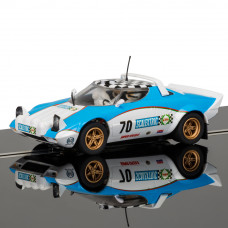 SCALEX ANNIVERSARY COLLECTION CAR NO. 5 - 1970'S - NEW TOOLING