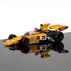 SCALEX LOTUS 72 GUNSTON 1974, IAN SCHECKTER LEGEND - LIMITED EDITION