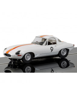 SCALEX JAGUAR E-TYPE 1965 BATHURST BOB JANE - NEW TOOLING