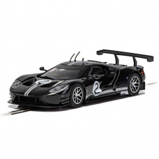 SCALEX FORD GT GTE BLACK NO2 - HERITAGE EDITION