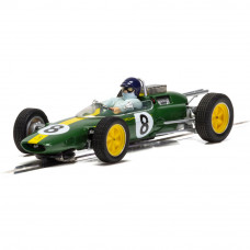 SCALEX LOTUS 25, JIM CLARK MONZA 1963 FIRST WORLD CHAMPIONSHIP - NEW TOOLING 2019