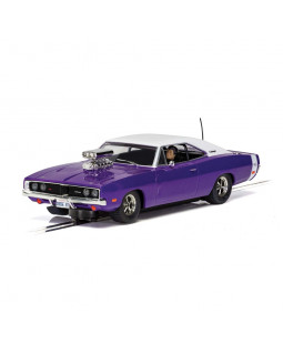 SCALEX DODGE CHARGER R/T - PURPLE