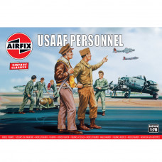 AIRFIX USAAF PERSONNEL