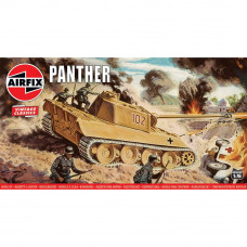 AIRFIX PANTHER TANK 1:76 SCALE