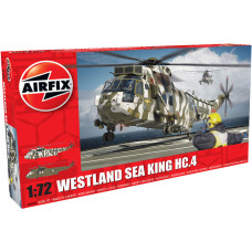 AIRFIX WESTLAND SEA KING HC.4 1:72