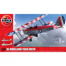 AIRFIX DE HAVILLAND DH82A TIGER MOTH