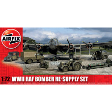 AIRFIX WWII BOMBER RE-SUPPLY SET