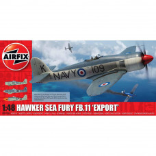 AIRFIX HAWKER SEA FURY FB.II 'EXPORT EDITION', 1:48 AUST.DECALS