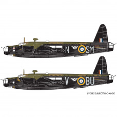 AIRFIX VICKERS WELLINGTON MK.II 1:72