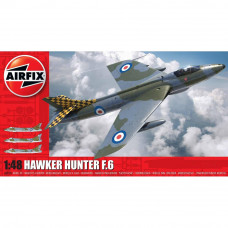 AIRFIX HAWKER HUNTER F6, 1:48