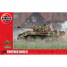 AIRFIX PANTHER AUSF G.