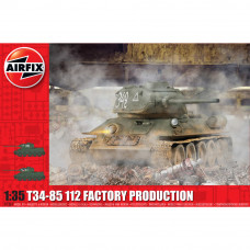 AIRFIX T34/85 II2 FACTORY PRODUCTION