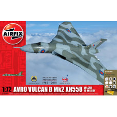 AIRFIX VULCAN TO THE SKY 1:72