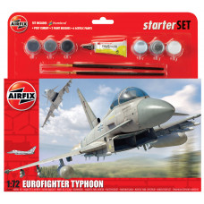 AIRFIX EUROFIGHTER TYPHOON GIFT SET 1:72