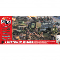 AIRFIX D-DAY 75TH ANNIVERSARY OPERATION OVERLORD GIFT SET