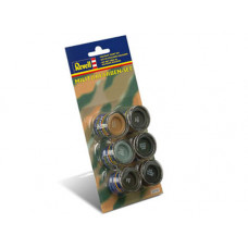 REVELL MILITARY COLOUR SET