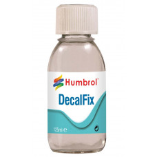 HUMBROL DECALFIX 125ML BOTTLE