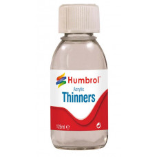HUMBROL ACRYLIC THINNER 125ML