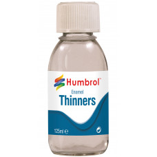 HUMBROL THINNERS BOTTLE 125ML
