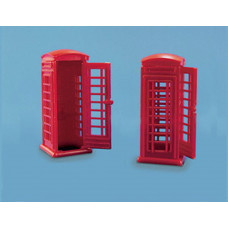 MODELSCENE TELEPHONE KIOSKS