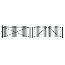 PECO O GAUGE GWR SPEAR FENCING RAMPS & GATES